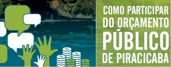 Cartilha, que será lançada no dia 2, explica o Orçamento Municipal