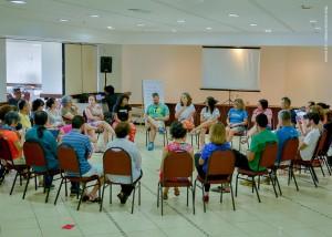 Observatório participa de encontro da Rede Social de Cidades que reúne 20 movimentos de todo o país