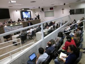 Investimentos em educação, cultura e esportes são discutidos em audiência pública do PPA