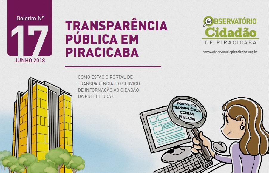 Avaliação do Observatório mostra avanço da transparência da Câmara