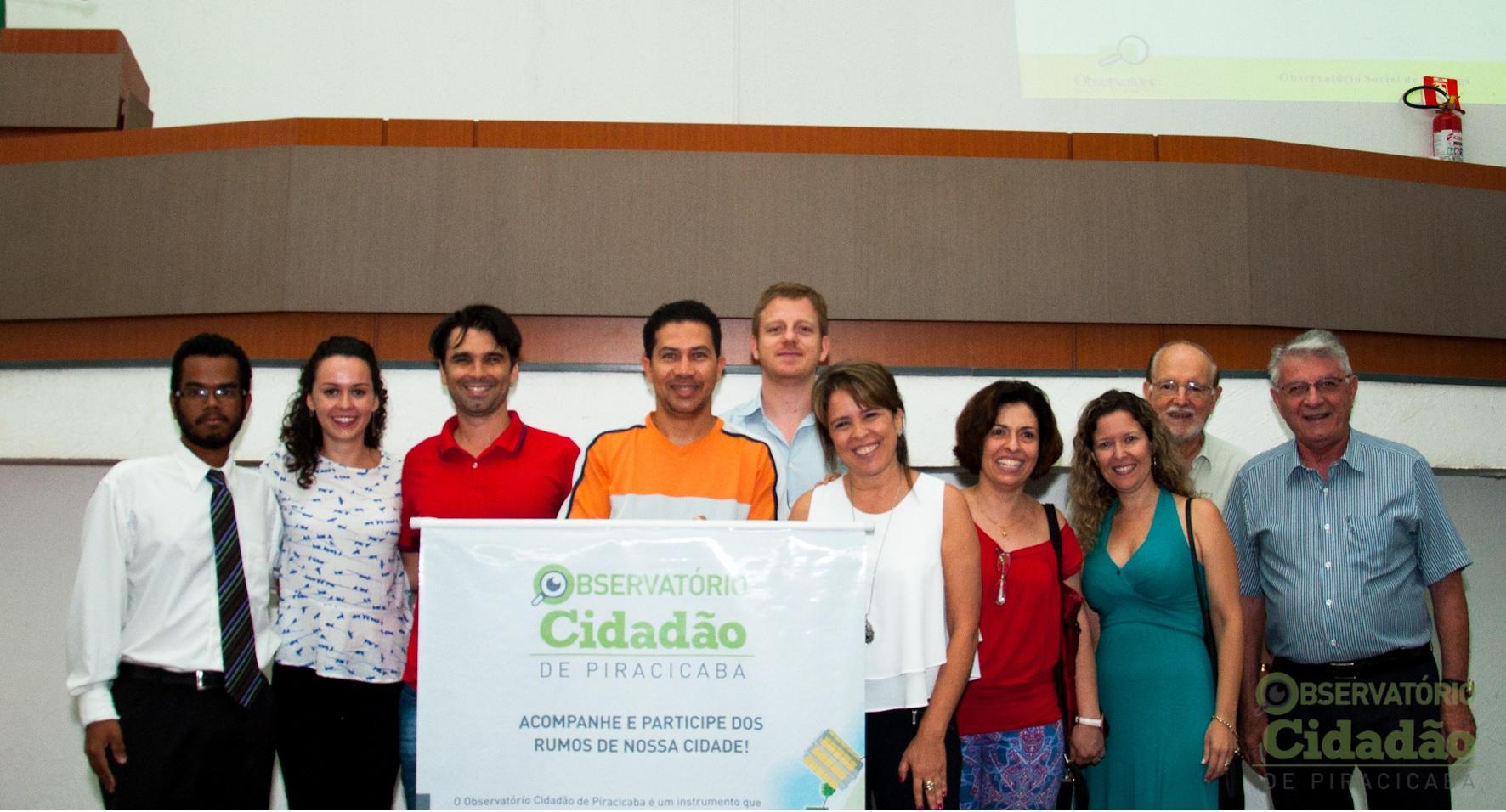 Observatório comemora 2 anos de atividades em Piracicaba