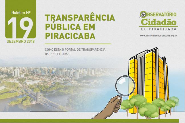 Portal da Prefeitura tem 52% de informações parciais ou ausentes, mostra estudo