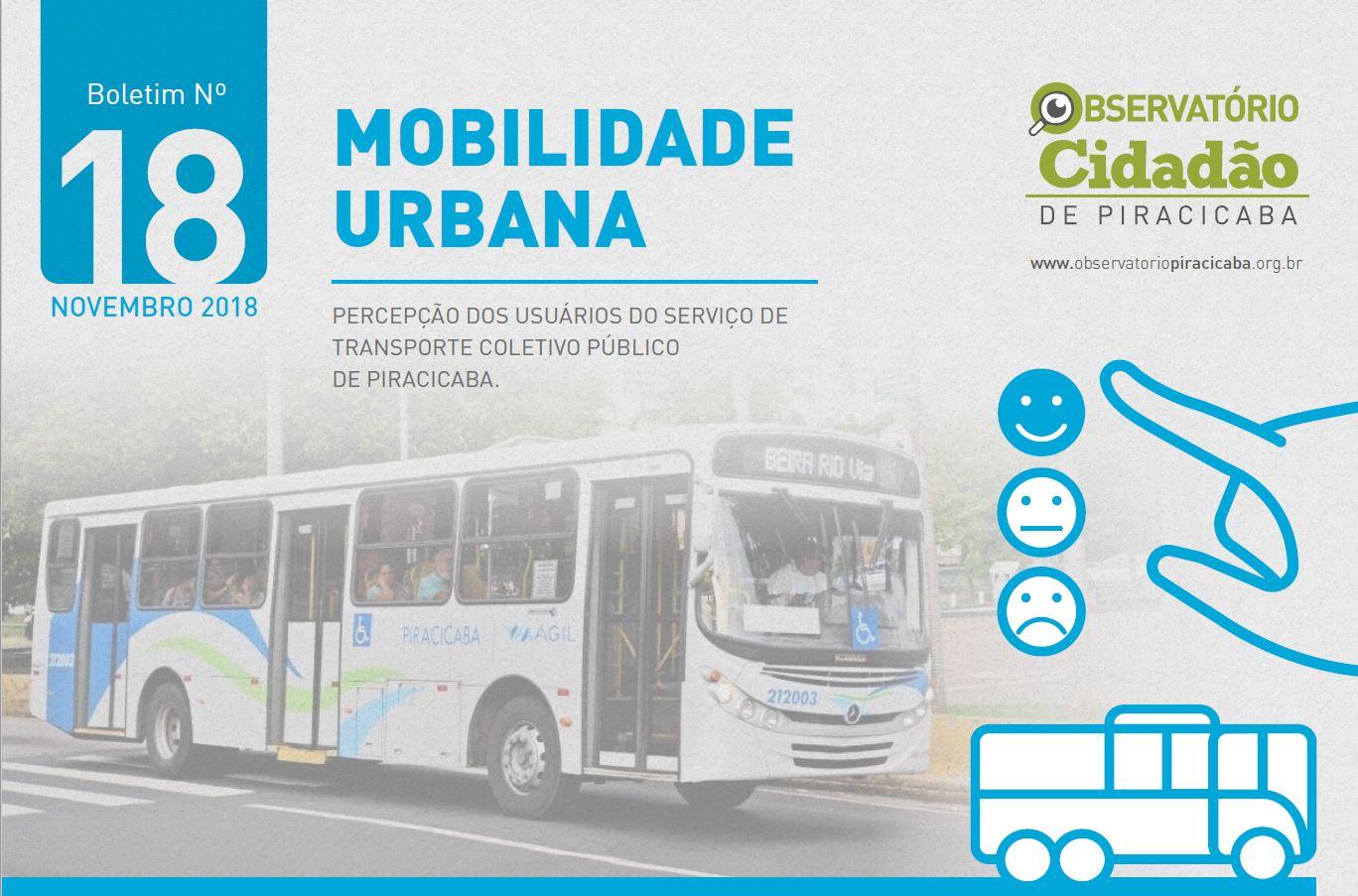 Usuários avaliam qualidade dos ônibus em Piracicaba