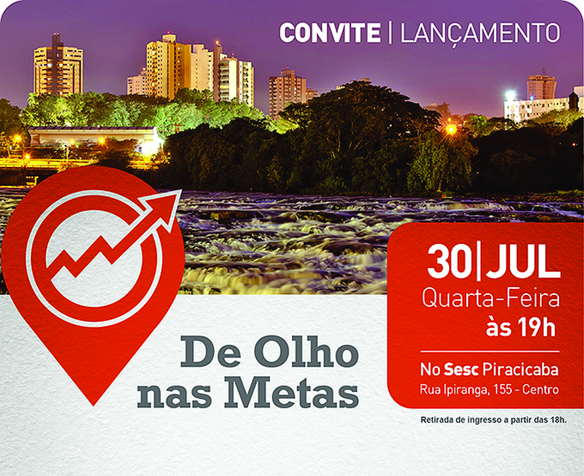 """De Olho nas Metas"" vai monitorar compromissos do executivo"
