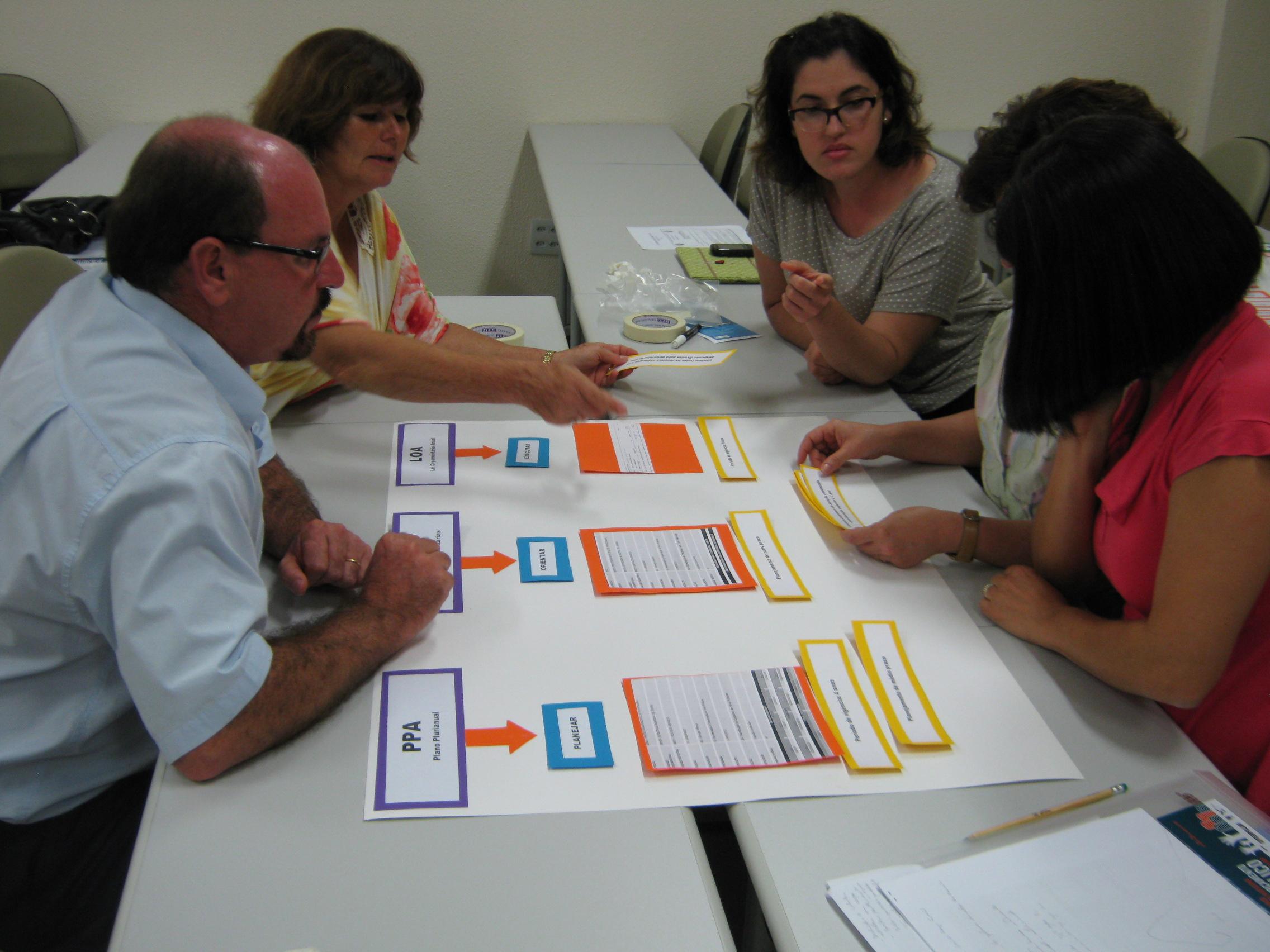 Observatório capacita cidadãos e lideranças